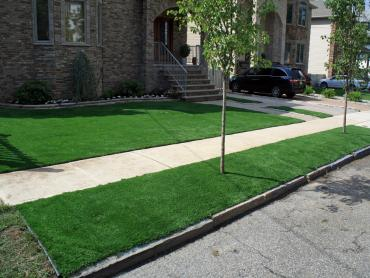 Artificial Grass Photos: Artificial Grass Installation Hutchinson Island South, Florida Backyard Playground, Small Front Yard Landscaping