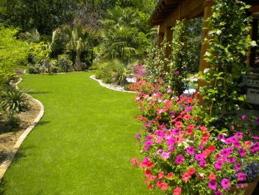 Artificial Grass Photos: Artificial Turf Installation The Meadows, Florida Landscape Photos, Backyard Landscaping Ideas