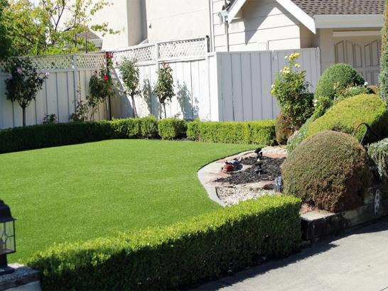 Artificial Grass Photos: Artificial Turf Installation Wilton Manors, Florida Backyard Playground, Front Yard Landscaping