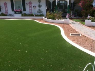 Artificial Grass Photos: Artificial Turf Southwest Ranches, Florida Lawn And Landscape, Small Front Yard Landscaping