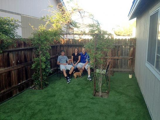 Artificial Grass Photos: Grass Installation Lake Forest, Florida Design Ideas, Backyard Ideas