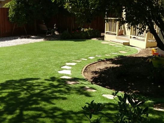 Grass Turf Palm Bay, Florida Backyard Playground, Backyard Makeover artificial grass