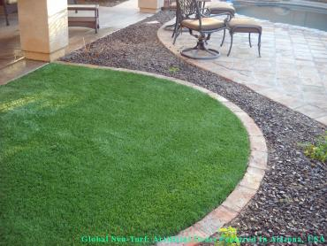 Artificial Grass Photos: How To Install Artificial Grass Virginia Gardens, Florida Backyard Playground, Front Yard Design