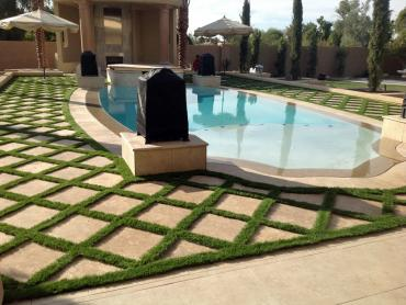 Artificial Grass Photos: Installing Artificial Grass Sarasota Springs, Florida Home And Garden, Backyards