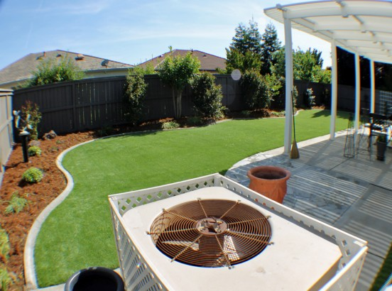 Artificial Grass Photos: Synthetic Lawn McGregor, Florida Garden Ideas, Backyard Design