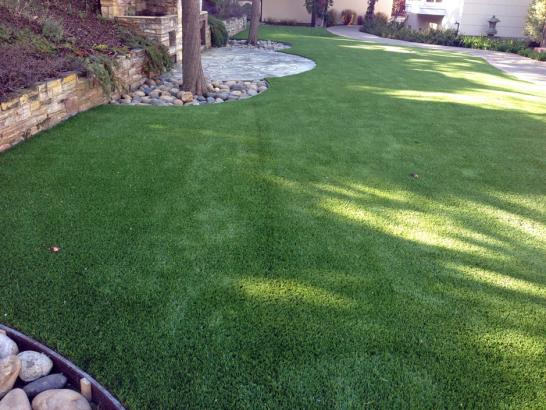 Artificial Grass Photos: Turf Grass Indian Creek Village, Florida Landscaping, Small Backyard Ideas