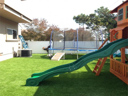 Artificial Grass Photos: Turf Grass Pine Manor, Florida Backyard Playground, Backyards