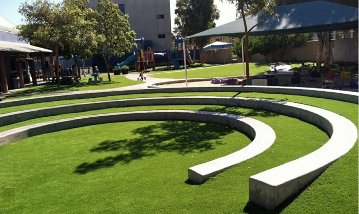 Artificial Grass for Playgrounds in Miami, Florida