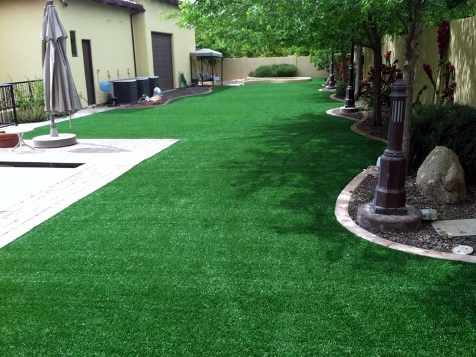Artificial Turf Cost Fort Myers Shores, Florida Garden ... on Artificial Turf Backyard Ideas id=34522